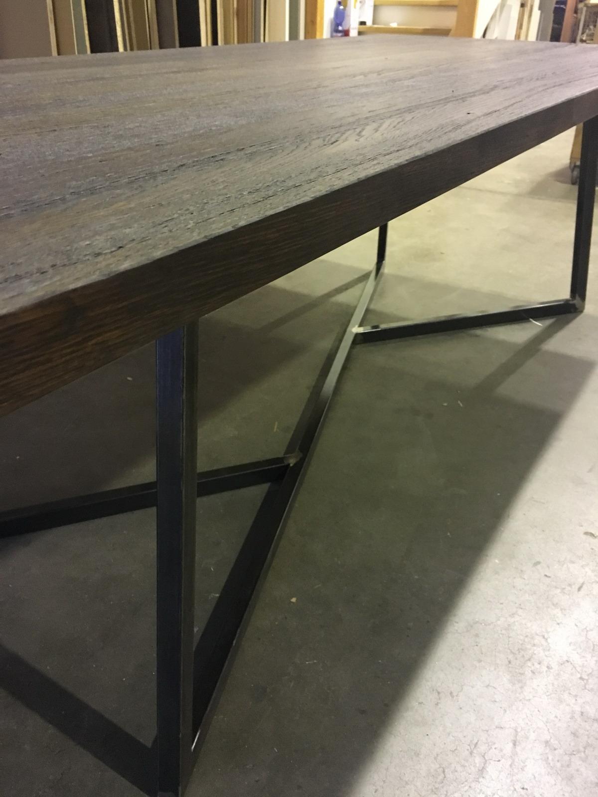 Tisch Resch Innenausbau Tv Eiche Dunkel