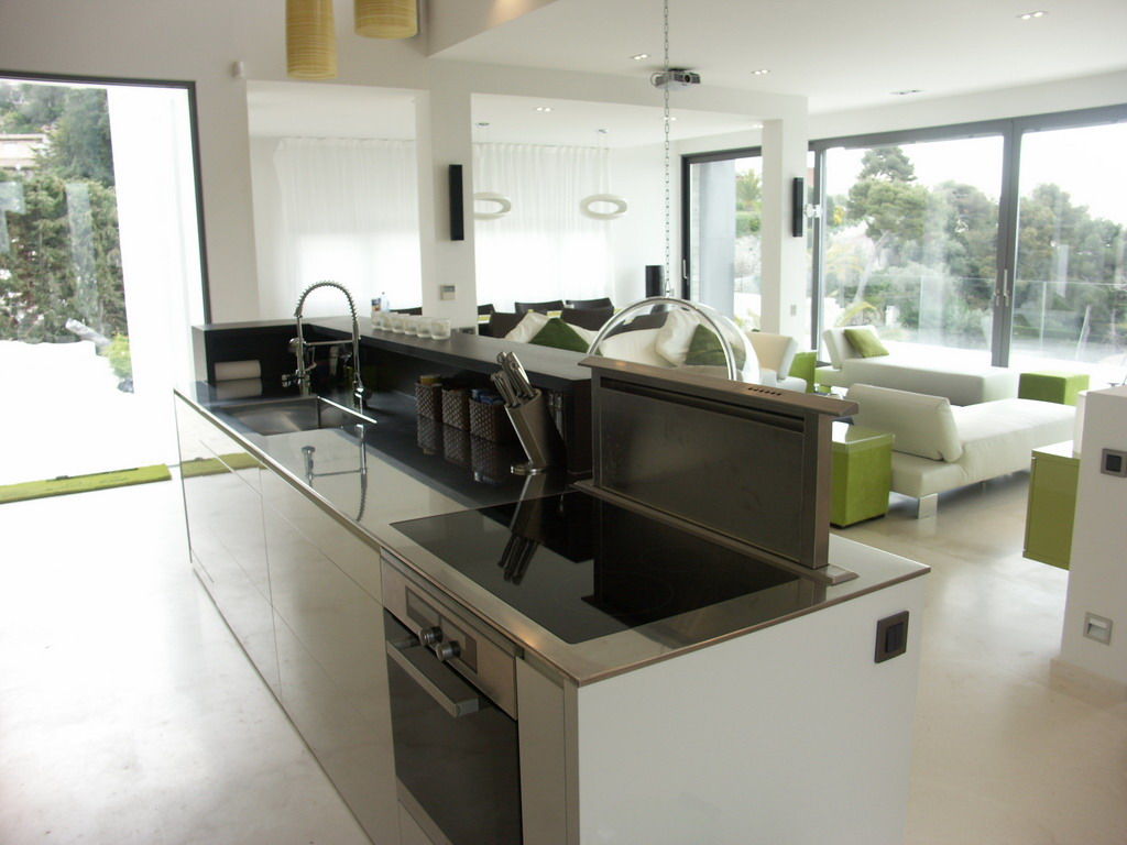 Ferienhaus Küche 1 0