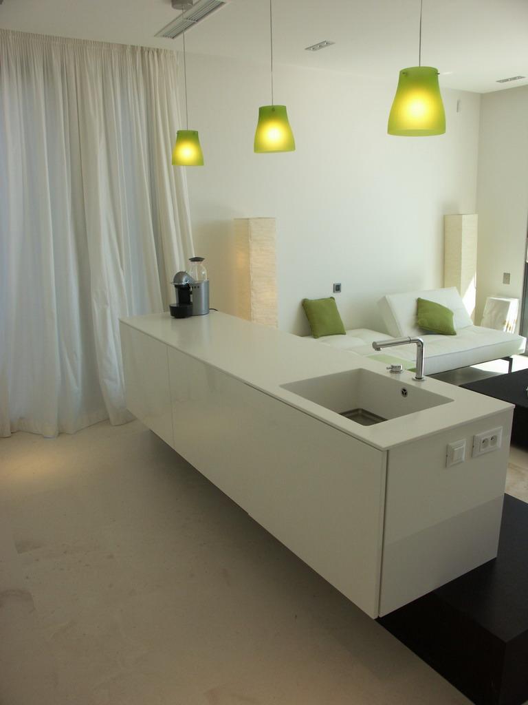 Ferienhaus Küche 2 4